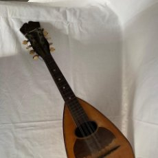 Instrumentos musicales: MANDOLINA ANTIGUA. Lote 176757218