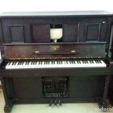 Instrumentos musicales: PIANO PIANOLA S.XIX MARCA STODART. Lote 157252826