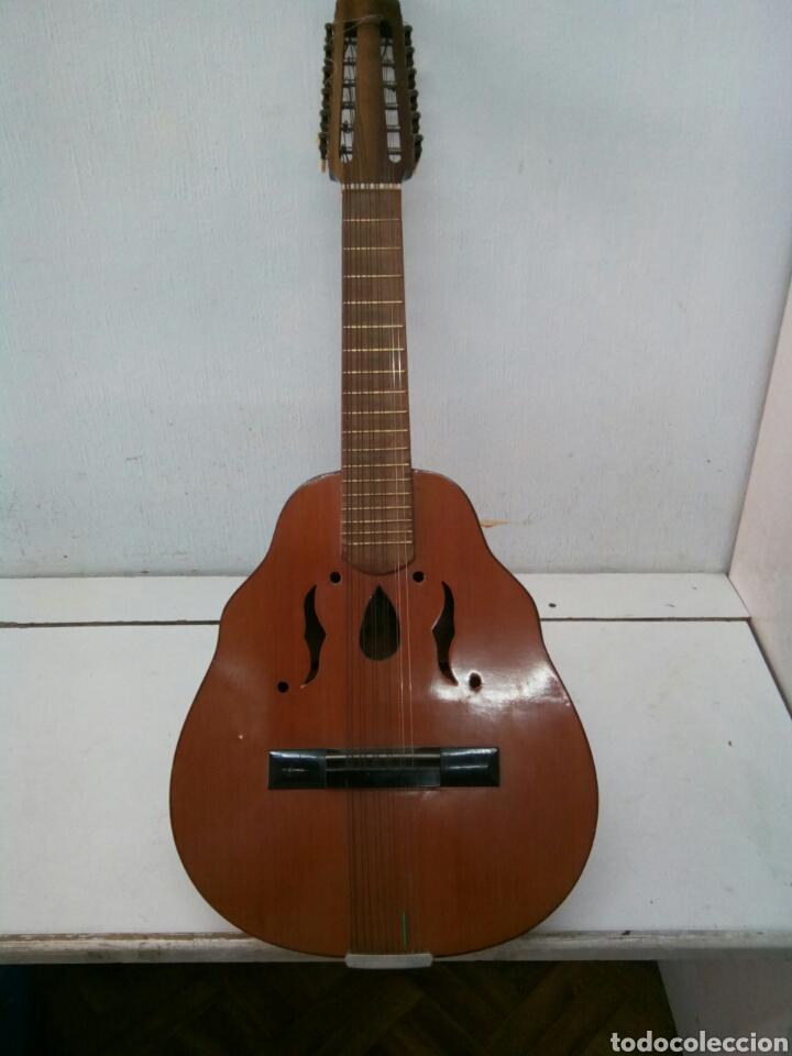 LAUD MODELO ANTIGUO (Música - Instrumentos Musicales - Cuerda Antiguos)