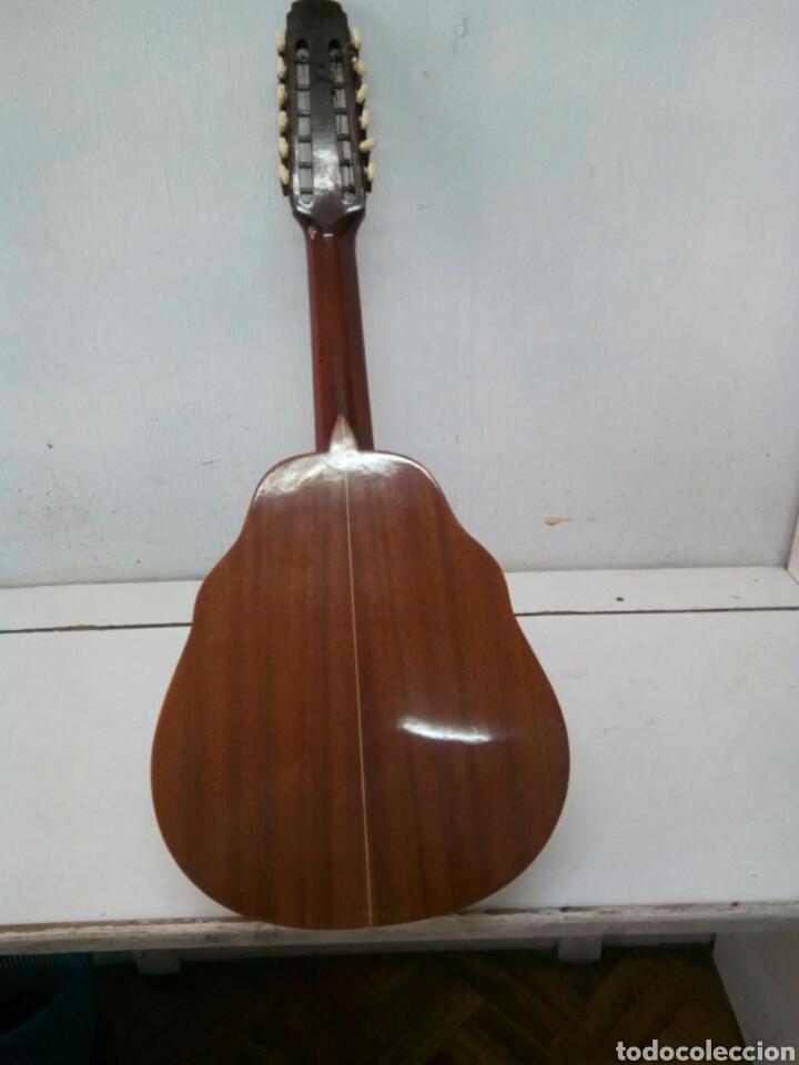 Instrumentos musicales: Laud modelo antiguo - Foto 2 - 157256714