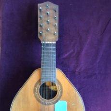 Musikinstrumente - Bandurria Telesforo Julve old mandolin - 157268442