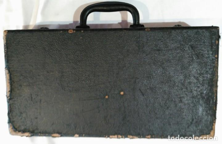 Instrumentos musicales: Clarinete Bundy Rosonite Selmer. USA. En su caja. - Foto 15 - 157277858