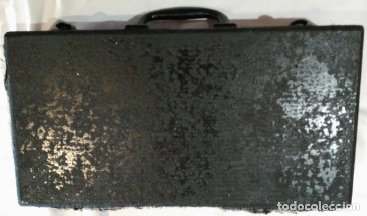 Instrumentos musicales: Clarinete Bundy Rosonite Selmer. USA. En su caja. - Foto 16 - 157277858