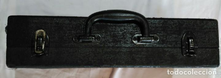 Instrumentos musicales: Clarinete Bundy Rosonite Selmer. USA. En su caja. - Foto 18 - 157277858