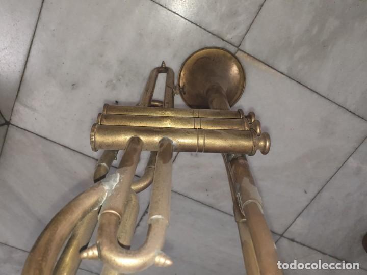 Instrumentos musicales: TROMPETA original - Foto 4 - 157802790