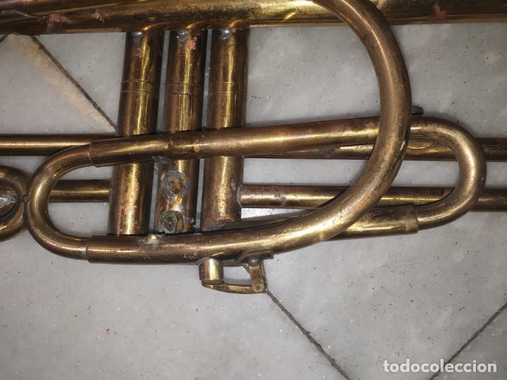 Instrumentos musicales: TROMPETA original - Foto 8 - 157802790