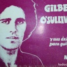 Instrumentos musicales: GILBERT O, SULLIVAN, ÉXITOS PARA GUITARRA, N. 18. Lote 158233194