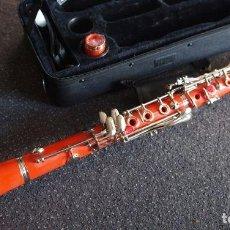 Instrumentos musicales: CLARINETE CHERRYSTONE, VARIANTE ORANGE, EDICIÓN LIMITADA.. Lote 158438506