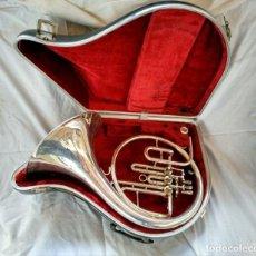 Instrumentos musicales: CORNO FRANCÉS. (TROMPA) EXCELENTE SONORIDAD.. Lote 158440150