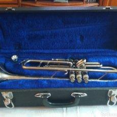 Instrumentos musicales: AUTÉNTICA, PRECIOSA Y COMPLETA TROMPETA, ÚNICA EN INTERNET, VER. Lote 158697216