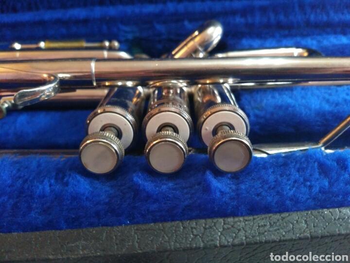 Instrumentos musicales: AUTÉNTICA, PRECIOSA Y COMPLETA TROMPETA, ÚNICA EN INTERNET, VER - Foto 2 - 158697216
