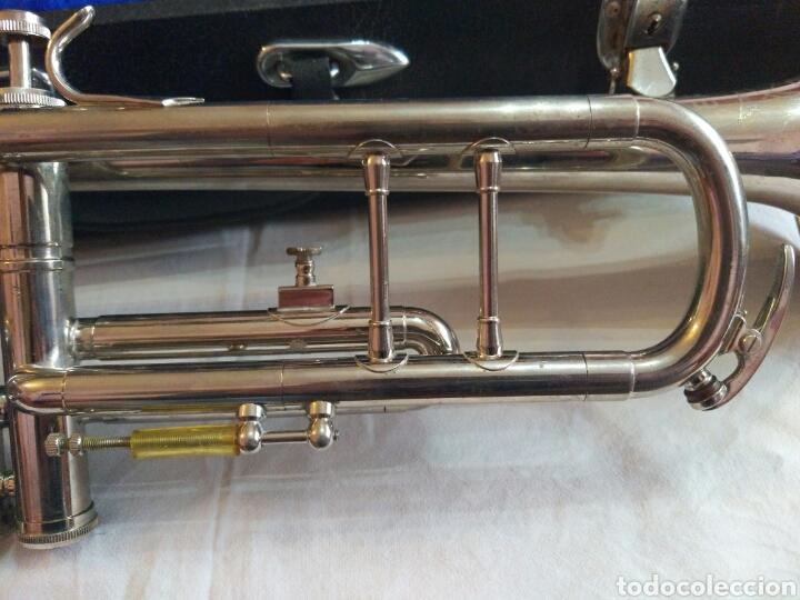 Instrumentos musicales: AUTÉNTICA, PRECIOSA Y COMPLETA TROMPETA, ÚNICA EN INTERNET, VER - Foto 15 - 158697216