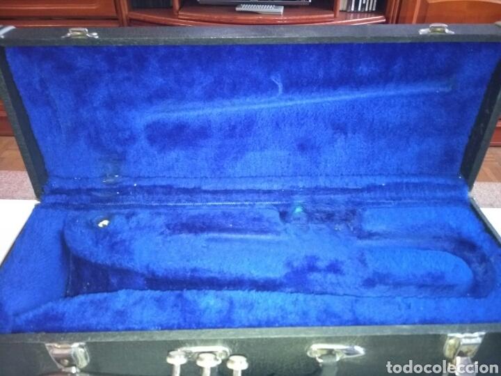 Instrumentos musicales: AUTÉNTICA, PRECIOSA Y COMPLETA TROMPETA, ÚNICA EN INTERNET, VER - Foto 18 - 158697216