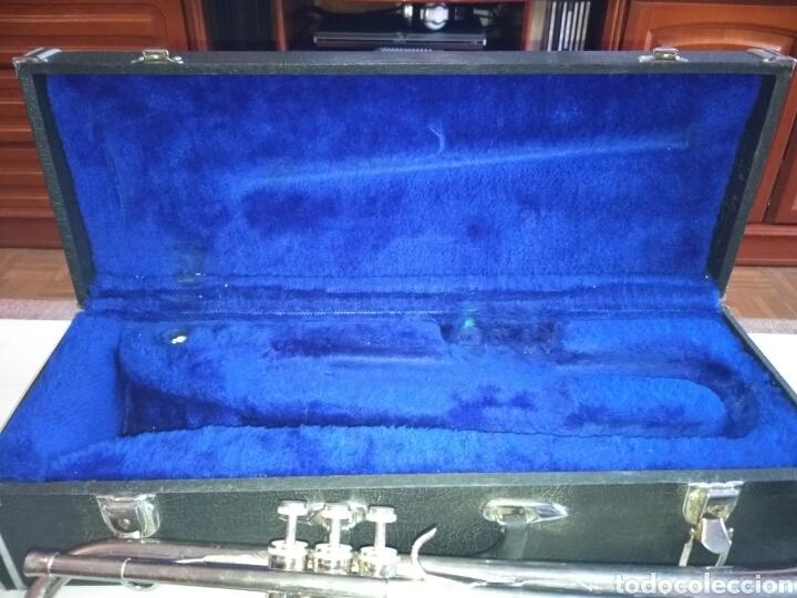 Instrumentos musicales: AUTÉNTICA, PRECIOSA Y COMPLETA TROMPETA, ÚNICA EN INTERNET, VER - Foto 21 - 158697216