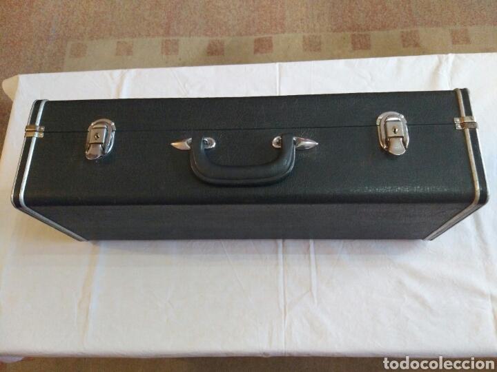Instrumentos musicales: AUTÉNTICA, PRECIOSA Y COMPLETA TROMPETA, ÚNICA EN INTERNET, VER - Foto 23 - 158697216