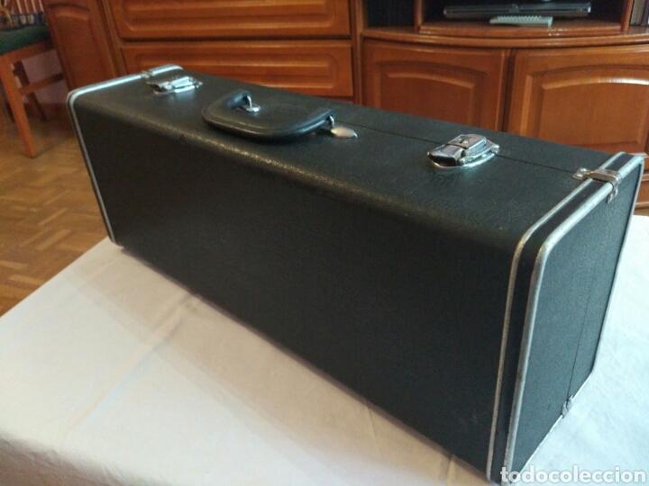 Instrumentos musicales: AUTÉNTICA, PRECIOSA Y COMPLETA TROMPETA, ÚNICA EN INTERNET, VER - Foto 28 - 158697216