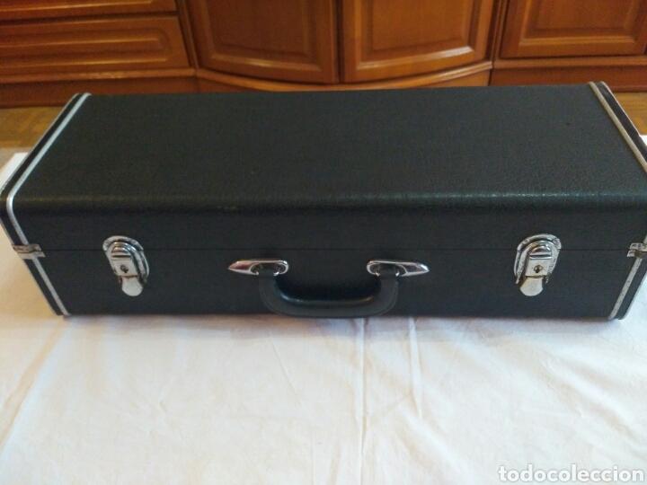 Instrumentos musicales: AUTÉNTICA, PRECIOSA Y COMPLETA TROMPETA, ÚNICA EN INTERNET, VER - Foto 29 - 158697216
