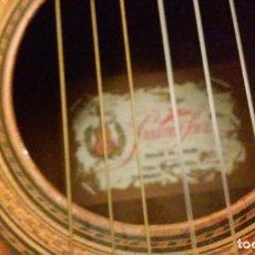Instrumentos musicales: GUITARRA PRUDENCIO SAEZ CON BUEN SONIDO. Lote 158852770