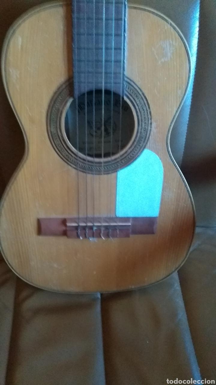 Instrumentos musicales: Guitarra de niño antigua preciosa para restaurar leer antes de comprar - Foto 2 - 158930890