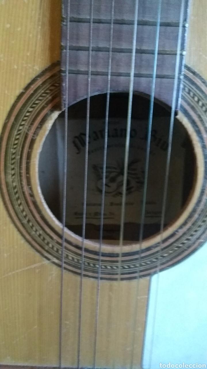 Instrumentos musicales: Guitarra de niño antigua preciosa para restaurar leer antes de comprar - Foto 3 - 158930890