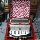Instrumentos musicales: ACORDEÓN ANTIGUO MARCA RAZNO MANBIW.. Lote 159051790