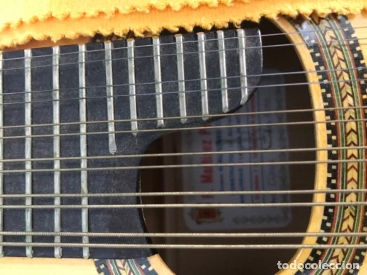 Instrumentos musicales: Bandurria Pedro Martínez peñalver granada ciprés de concierto - Foto 8 - 159198478