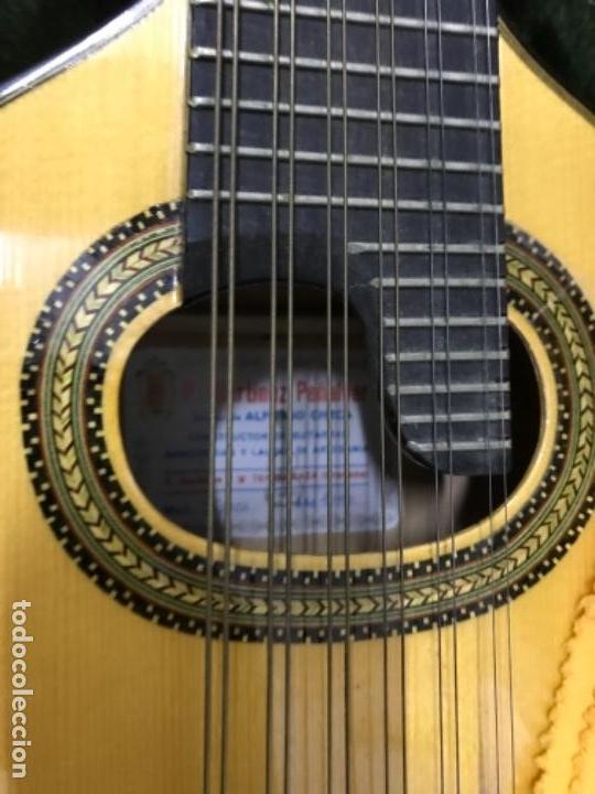 Instrumentos musicales: Bandurria Pedro Martínez peñalver granada ciprés de concierto - Foto 4 - 159198478