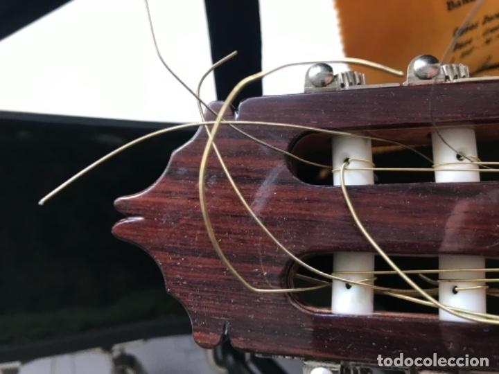 Instrumentos musicales: Bandurria Pedro Martínez peñalver granada ciprés de concierto - Foto 14 - 159198478