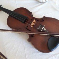 Instrumentos musicales: VIOLÍN NICOLAUS AMATI. Lote 159148698