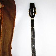 Instrumentos musicales: MUY RARA! ANTIGUA GUITARRA BANJO BANDOLINA FRANCESA MARCADA CLAVERO 1831 DEPOSE. Lote 159704502