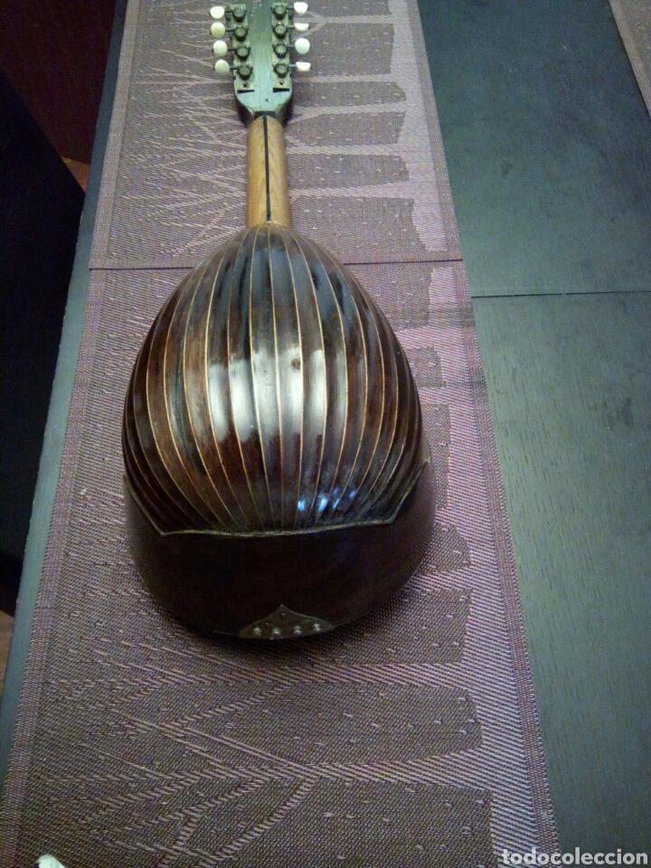 Instrumentos musicales: Bella y auténtica mandolina italiana - Foto 2 - 159795422