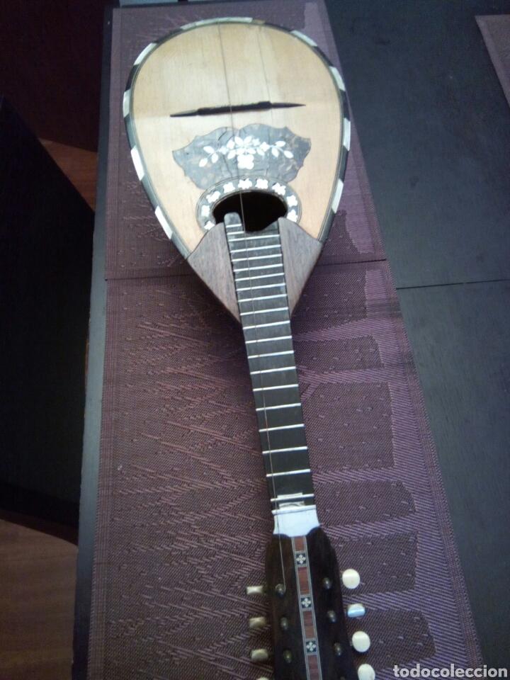 Instrumentos musicales: Bella y auténtica mandolina italiana - Foto 5 - 159795422