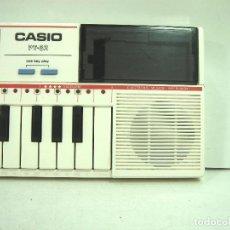 Instrumentos musicales: TECLADO ELECTRONICO -CASIO PT-82 + ROM PACK - JAPAN 80S - ¡¡¡FUNCIONANDO ¡¡¡ PT82 ORGANO PIANO. Lote 159797650