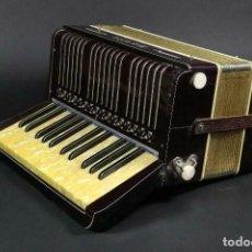 Instrumentos musicales: ¡¡GRAN OFERTA !!!ANTIGUA ACORDEON HANSA DE 1920- LOTE 169. Lote 160183246