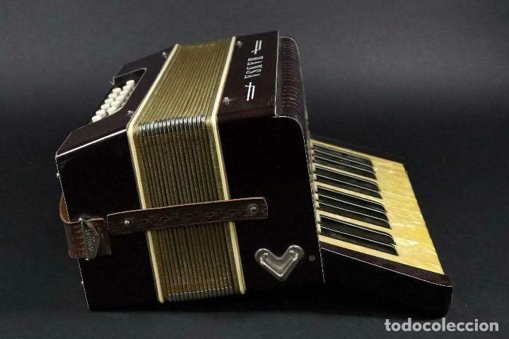 Instrumentos musicales: ¡¡GRAN OFERTA !!!antigua acordeon HANSA DE 1920- LOTE 169 - Foto 3 - 160183246