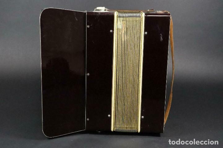 Instrumentos musicales: ¡¡GRAN OFERTA !!!antigua acordeon HANSA DE 1920- LOTE 169 - Foto 10 - 160183246
