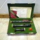 Instrumentos musicales: FLAUTA ALTO MOECK ROTTENBURGH DE GRANADILLO. Lote 160235530