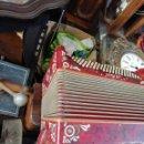 Instrumentos musicales: INCREÍBLE ACORDEON. Lote 160348674
