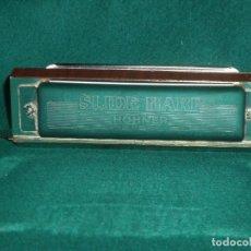 Instrumentos musicales: SLIDE HARP - CROMATICA HOHNER C-10. Lote 165389036