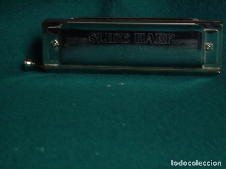 Instrumentos musicales: SLIDE HARP - CROMATICA HOHNER C-10 - Foto 4 - 165389036