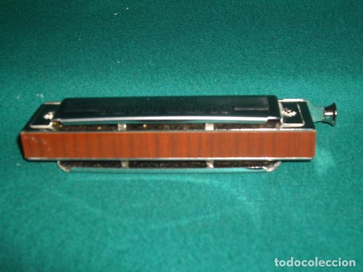 Instrumentos musicales: SLIDE HARP - CROMATICA HOHNER C-10 - Foto 5 - 165389036