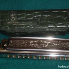 Instrumentos musicales: SUPER CHROMONICA - M.HOHNER C-12. Lote 160504258