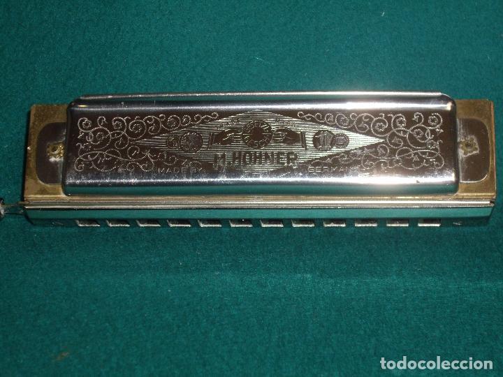 Instrumentos musicales: SUPER CHROMONICA - M.HOHNER C-12 - Foto 2 - 160504258