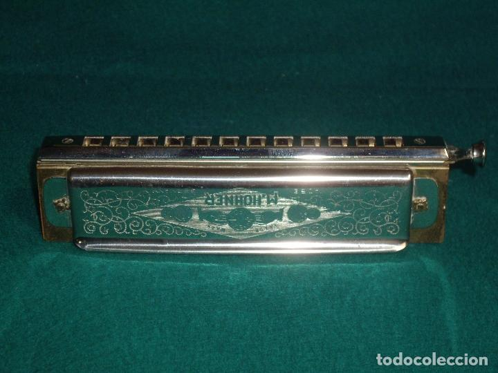 Instrumentos musicales: SUPER CHROMONICA - M.HOHNER C-12 - Foto 4 - 160504258