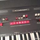 Instrumentos musicales: SIEL FLYING 61 SINTETIZADOR ANALÓGICO FINAL DE LOS 70, PIANO TECLADO. Lote 160625966