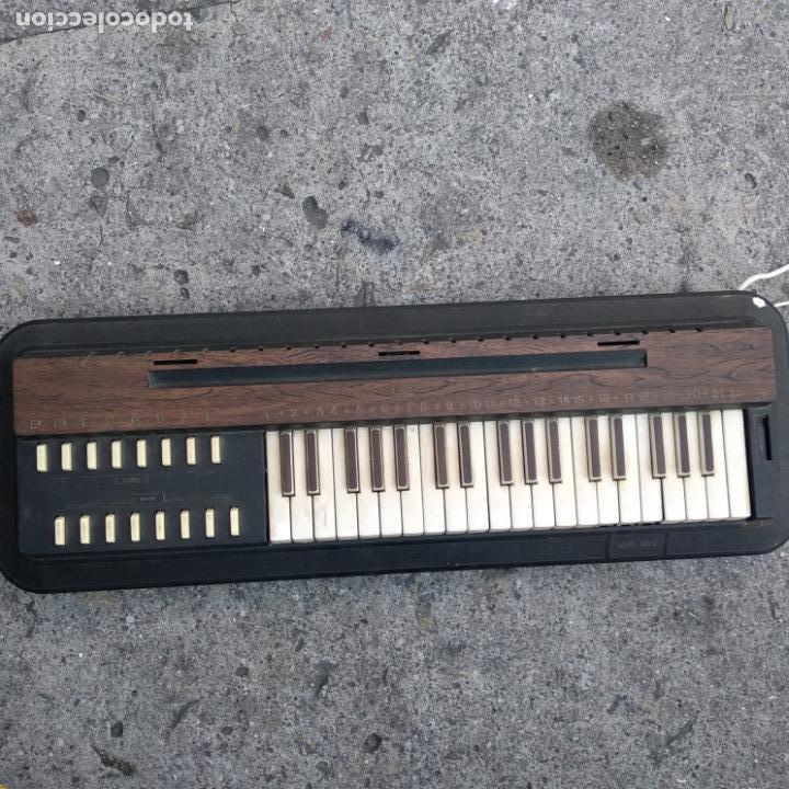 GRABER ROGG CTX 1300 CHORD ORGAN MODELO E-3751 ÓRGANO TECLADO FUNCIONANDO (Música - Instrumentos Musicales - Teclados Eléctricos y Digitales)