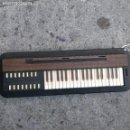 Instrumentos musicales: GRABER ROGG CTX 1300 CHORD ORGAN MODELO E-3751 ÓRGANO TECLADO FUNCIONANDO. Lote 160652842