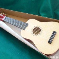 Instrumentos musicales: GUITARRA INFANTIL + DE 3 AÑOS. 53CM.. Lote 161180998