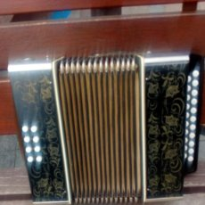 Instrumentos musicales: ACORDEON - MADE IN GERMANY EAST .. Lote 161204482