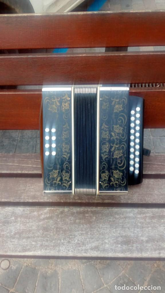 Instrumentos musicales: ACORDEON - MADE IN GERMANY EAST . - Foto 6 - 161204482